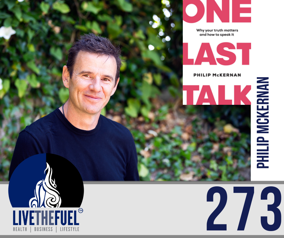 273: Strength of Vulnerability, Transparency, Truth, with One Last Talk Movement