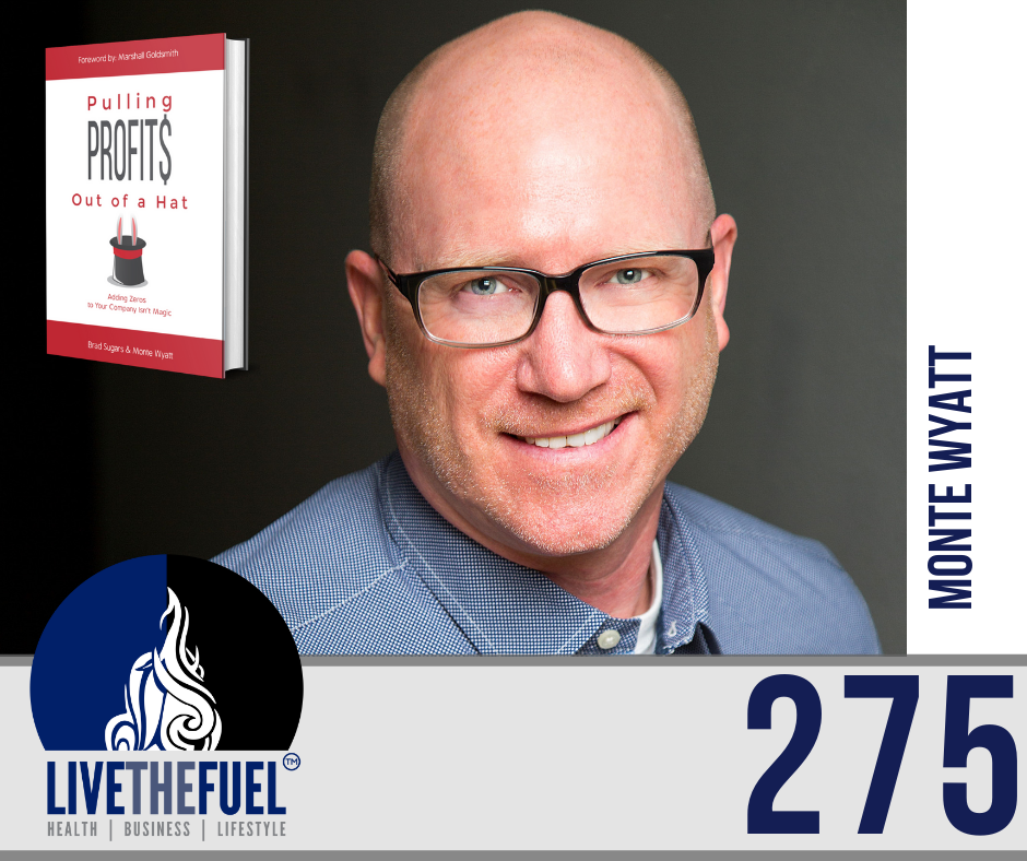 Business Podcast 275: Your Abundant Mindset and Life Balance + Seasons = Awareness with Monte Wyatt