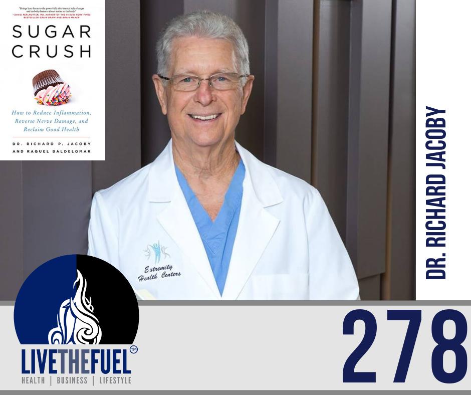Health Podcast 278: Epigenetics, Keto, Diabetes, ALS, Stem Cells and Sugar Crush