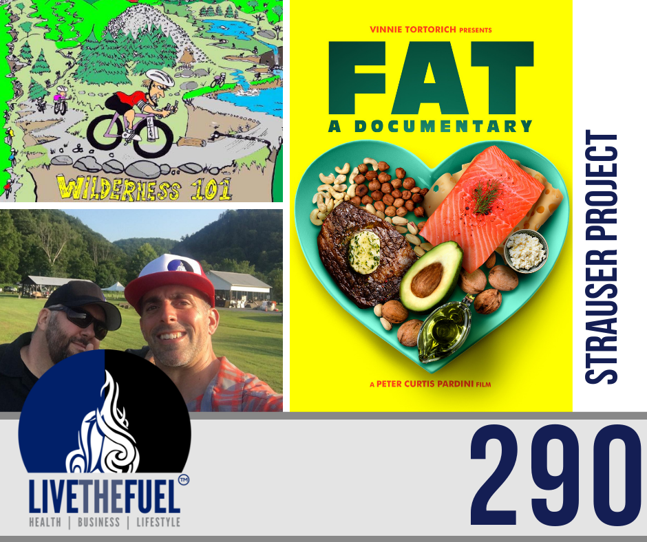 290: W101 Wilderness Adventures & FATDOC with Strauser Project