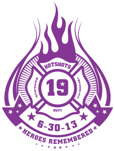 Hotshots 19 logo FUEL Foundations LIVETHEFUEL