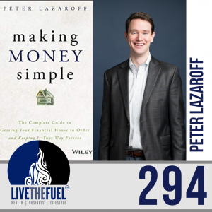 @PeterLazaroff from Business Podcast 294: Turning Career Success into Financial Success