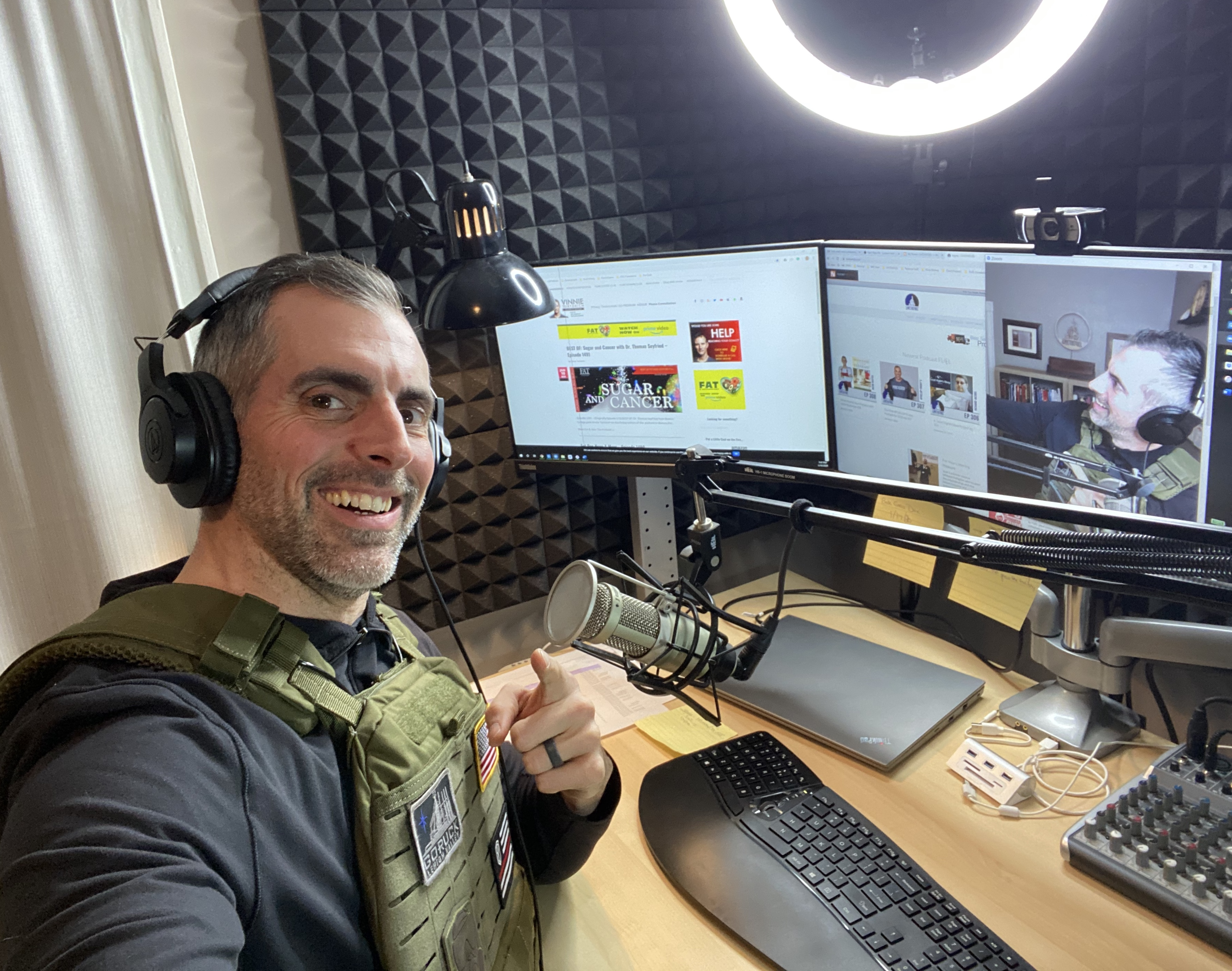 Scott Mulvaney LIVETHEFUEL Podcast FUELUP