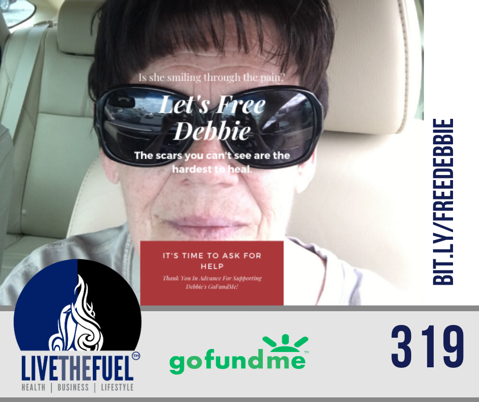#FreeDebbie from Domestic Violence GoFundMe for FUEL UP Friday