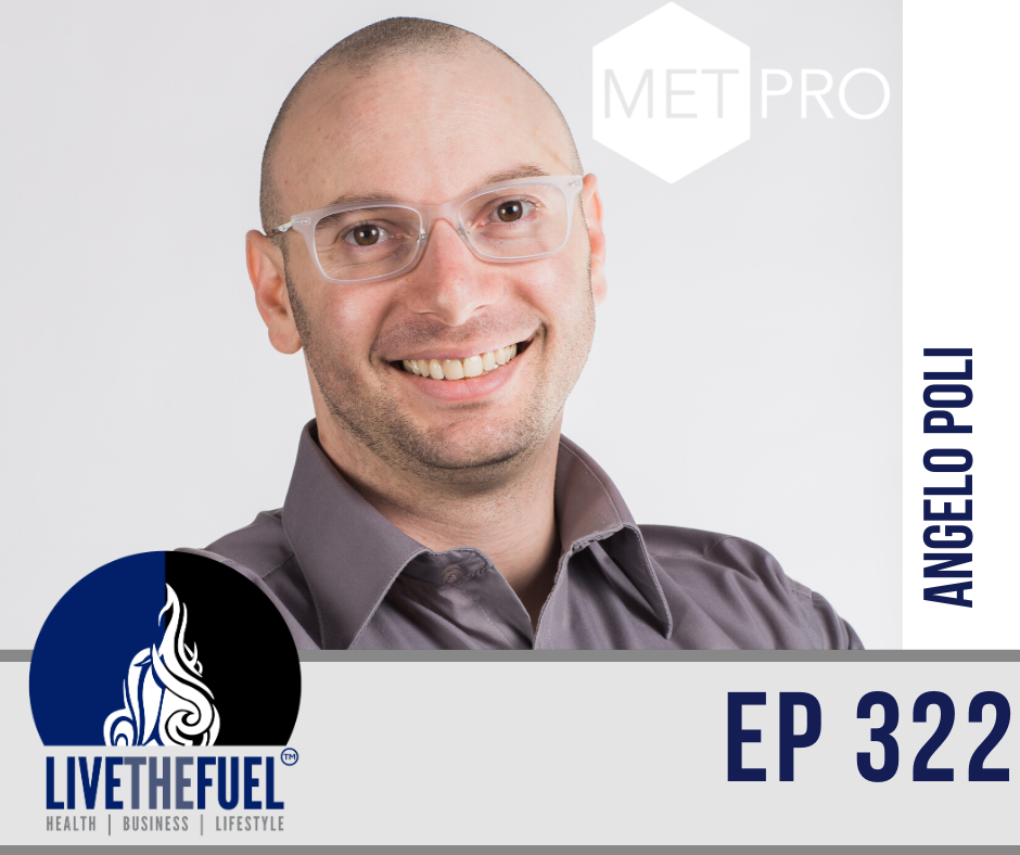 Metabolic Profiling & Body Transformation with Angelo Poli