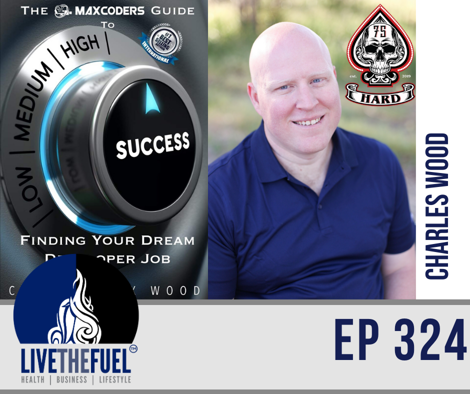 Facebook-Podcast-Success-Risks-Effort-75-Hard--Developers-Charles-Wood-LIVETHEFUEL