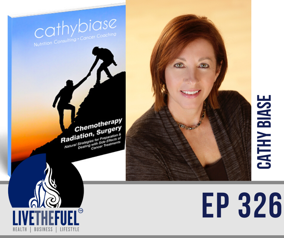 Cancer Survival, Nutrition, and Microbiome with Cathy Biase