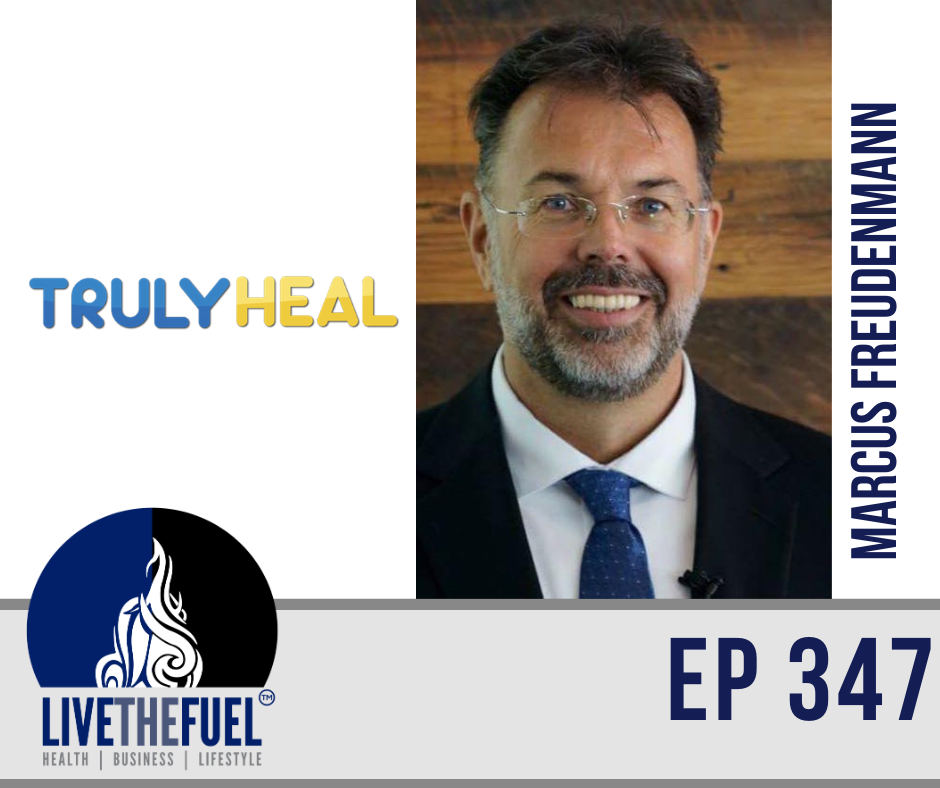 Functional Medicine, Cancer, Disease, PEMF, and Cleansing – Truly Heal, Marcus Freudenmann