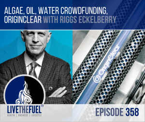 Algae, Oil, and Water Crowdfunding with Riggs Eckelberry