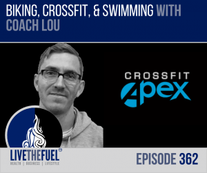 Biking, Rowing, CrossFit, & Swimming with Coach Lou of CrossFit Apex