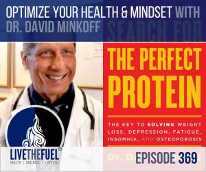 Optimize Your Health & Mindset with Dr. David Minkoff on LIVETHEFUEL