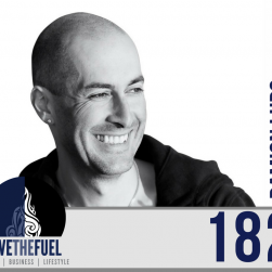 Damion Lupo ReInvented on Podcast Episode 182 with LIVETHFUEL