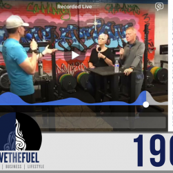 LIVE Podcast on Healthy Aging and CrossFit Adoration