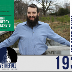 Listen to Podcast 193 on High Energy Secrets, Weight Loss, LinkedIn, Mojovation with Joe Apfelbaum