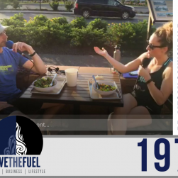 Podcast episode 197 Live from CoreLife Ragnar Bone Broth Dr Megan Cannon