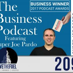 Podcast 209: MAPCON 2018 and Returning Home with Super Joe Pardo on LIVETHEFUEL