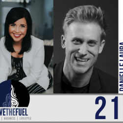 Podcast 213: Burnout, Masculinity, Femininity with Danielle Laura & Travis Roznos