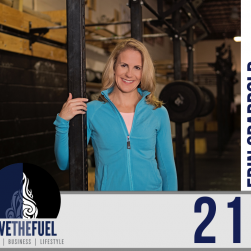 Podcast 215: Erin Sparrold Part 1 - Daily vs Sports Periodized Nutrition