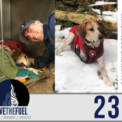 Podcast 233: Our Calvin The Coonhound Battles Cancer