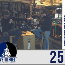 258: Wilderness 101 Racing, Handcycle, & Strauser Project Updates