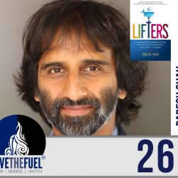 Business Podcast 260: Your Mindset Wiring and Become a Lifter! with Paresh Shah