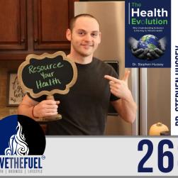 Health Podcast 268: Health Evolution and Balance vs Imbalance