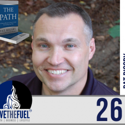 269: Fitness Entrepreneur Lifestyle, PANS & PANDAS with Pat Rigsby