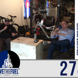 Podcast 274: The Struggle is Real & Wilderness 101 MTB Race with Brian Strauser