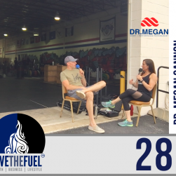 281: Celebrate Athletic Anniversaries with Dr. Megan Cannon Ph.D.