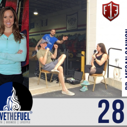 286: Anniversary Reflection Part II and Sports Psychology at F13 Performance