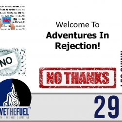 Business Podcast 292: Go For No Inspired Rejection Mission with Leo Quinn