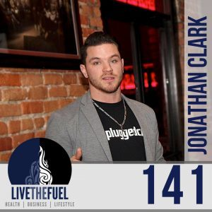 141: Unplugged CNY and Retinitis Pigmentosa with Jonathan Clark