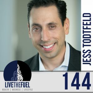 144: Success in Media and Lifestyle Design with Jess Todtfeld