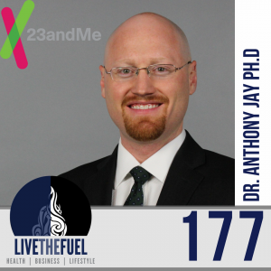 My 23andMe Supplement Health DNA Analysis Dr. Anthony Jay